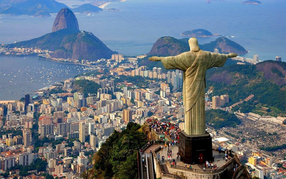 фото бразилия рио-де-жанейро