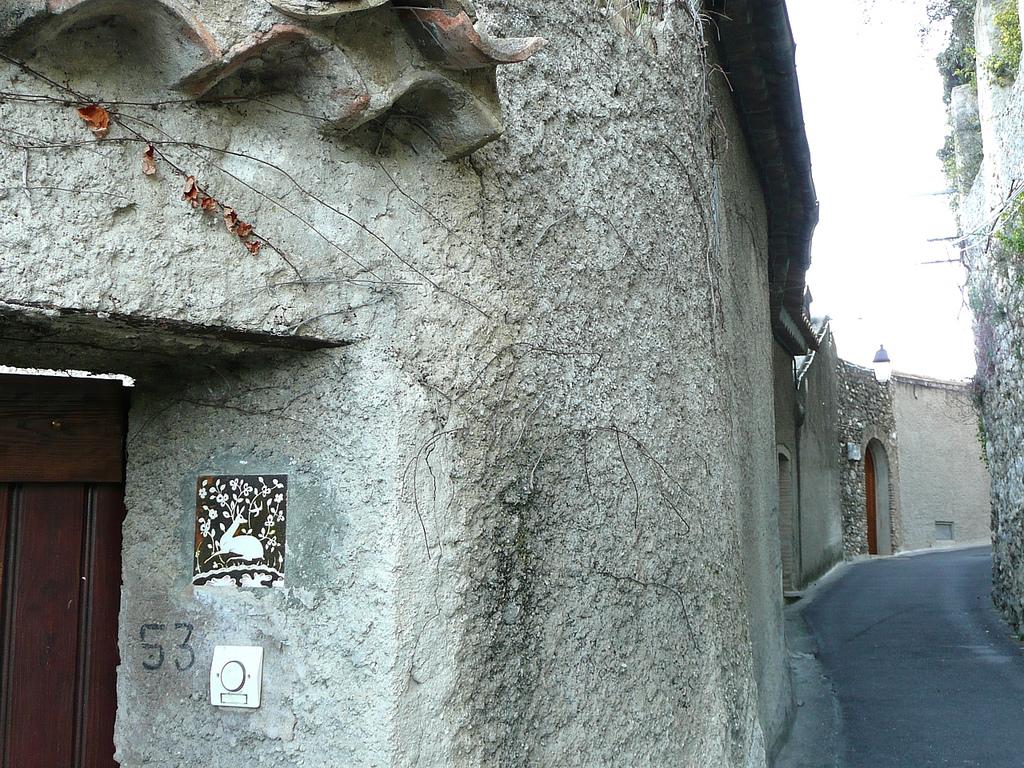 Обои Красная Дорога возле Ментона, Пейзаж, Клод Моне, картина. Разное foto 11