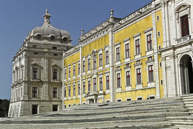 Грандиозный португальский