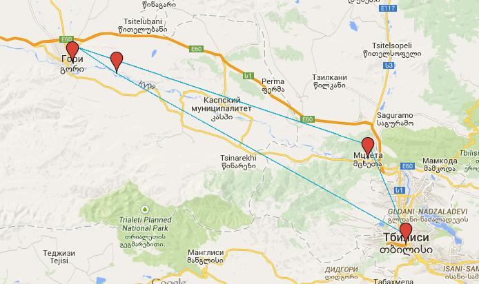 Путешествие в грузию самостоятельно из украины