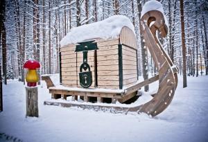 Новогодние каникулы на Родине Деда Мороза