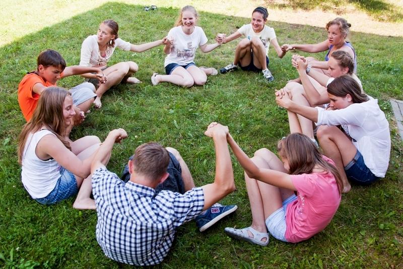 конкурсы в лагерь для знакомства