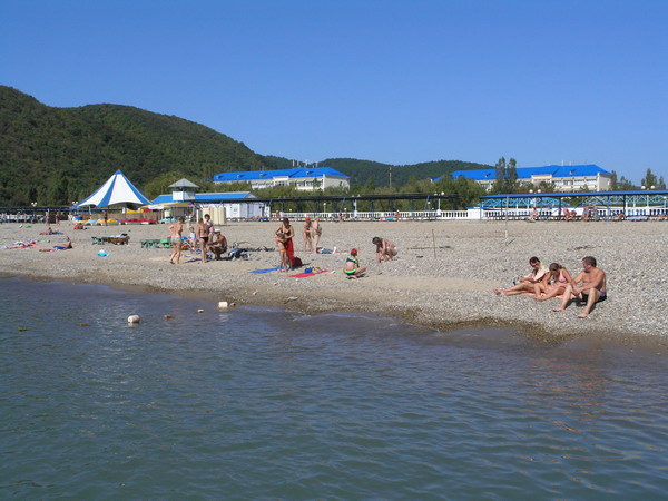фото побережье архипо осиповка