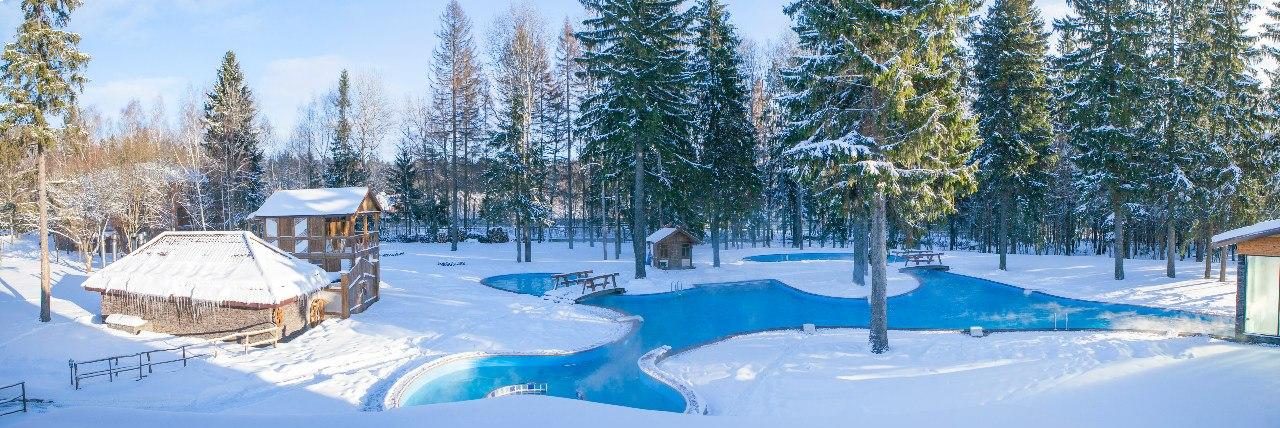 Солнечный парк отель новый год 2018