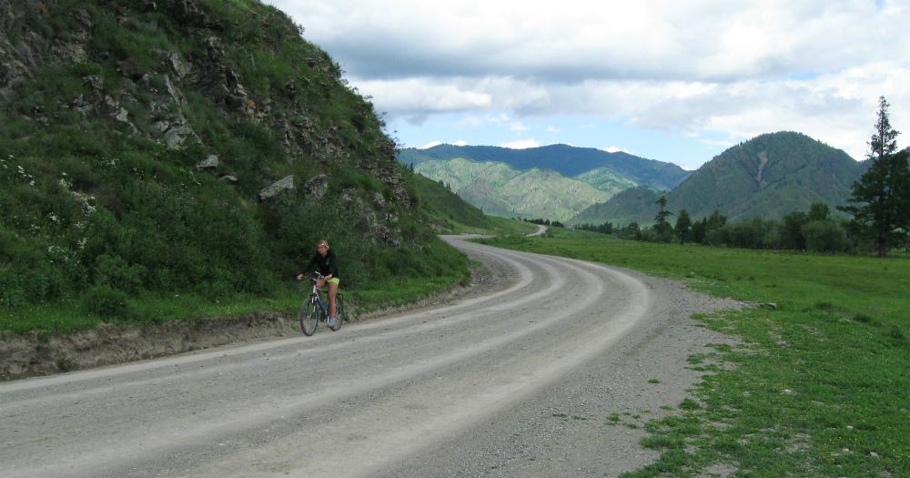 Велосипедный тур «По Алтайским перевалам» от 25000 рублей ...: http://cheaptrip.livejournal.com/36766198.html