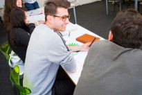UIC English Brighton Classroom Photos