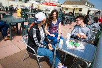UIC English Brighton Student Photos