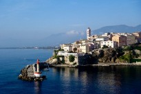 Fähre nach Bastia