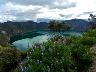 Quilotoa Lake - 13