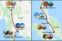 Thailand - Malaysia (Flower Festival) 2019 [1500x920]